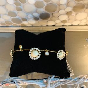 Pilgrim BN bracelet In Bronze & Beige